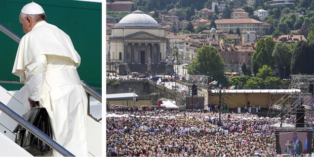 El Papa piemunteis